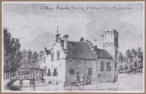 Het huis Rijpickerwaard bij IJsselstein
