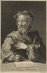Zogenaamd portret van Abraham Bloemaert (1566-1651)