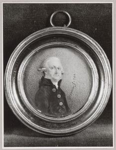 Portret van Sicco Douwe des H.R. Reichsbaron van Aylva (1734-1807)