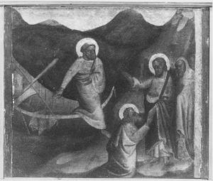 De roeping van Petrus en Andreas