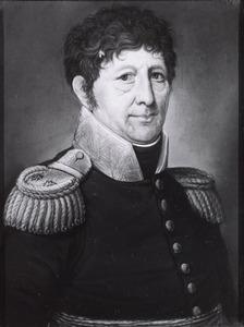 Portret van Otto Ernst Gelder van Limburg Stirum (1752-1826)