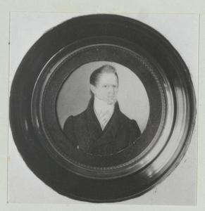 Portret van Klaas Koopmans (1797-1864)