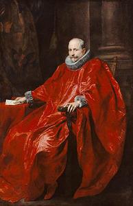 Portret van Agostino Pallavicini (1577-1649), senator en ambassadeur van Genua