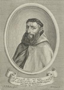 Portret van Heliodorus de Barea (...-1660)