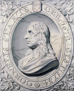 Portret van Cornelis Staats (1672-1734)