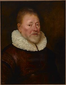Portret van een 88-jarige man