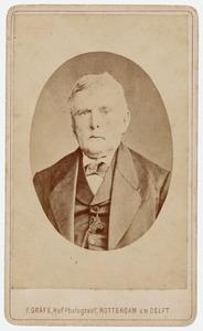 Portret van van Dam