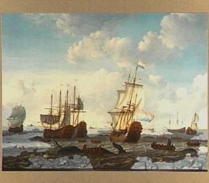Walvisvangst op de Noordpool