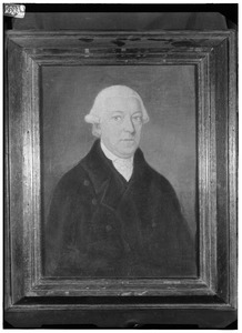 Portret van Witius Hendrik Lohman (1734-1810)