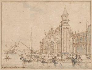 Capriccio met Venetiaanse motieven