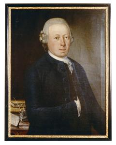 Portret van Abraham Hulshoff (1735-1821)