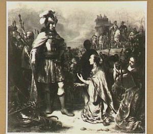 Alexander de Grote en de familie van Darius (Plutarchus 23:21)