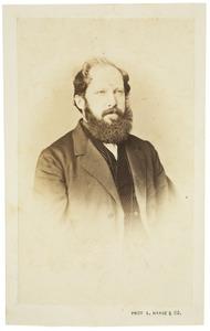 Portret van Julius Philip Jacob Adriaan van Zuylen van Nyevelt (1819-1894)