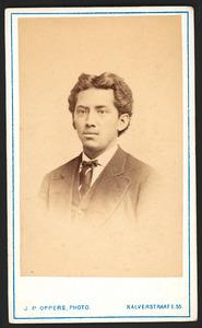 Portret van H.A. Dezentje