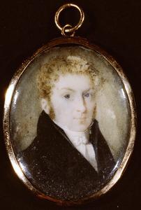 Portret van Martinus Anne Wijnaendts ( -1842)