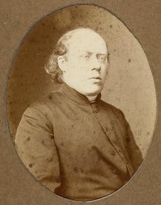 Portret van Herman Joan Aloysius Maria Schaepman (1844-1903)