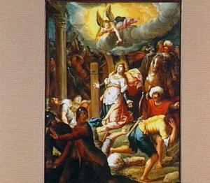 Het visioen van de H. Catharina van Alexandrië