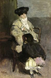 Parijse vrouw
