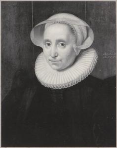 Portret van Agneta van Santen (....-....)