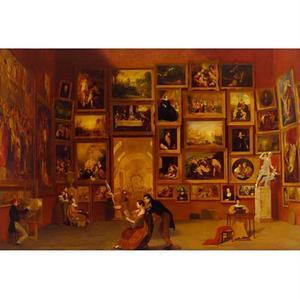 Toonzaal van het Louvre