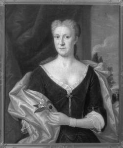 Portret van Catharina Goverdina van Beeck (1696-1744)