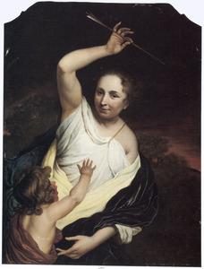 Venus ontwapent Cupido