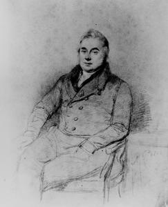 Portret van Willem Daniel Cramer (1788-1856)