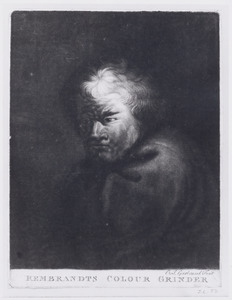 Rembrandt's colour grinder