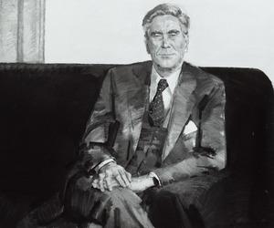 Portret van Gerhard Heinrich Veringa (1924-1999)