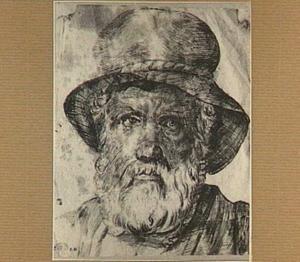Portret van Dirck Volckertsz. Coornhert (1522-1590)