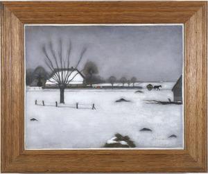 Winter in Eerbeek