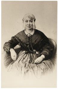 Portret van Anna Catharina Louisa Hillegonda van Cammingha (1814-1900)