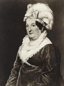 Portret van Petronella Agatha van Plettenberg (1765-1843)