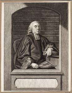 Portret van Jean Scipion Vernede (1714-1779)