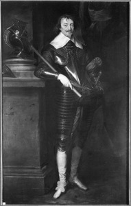 Portret van Robert Rich, 2nd Earl of Warwick (1587-1658)