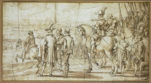 Het beleg van Gulik door Ambrogio Spinola, 1622