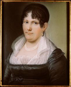 Portret van Maria Aletta Wilhelmina Barbera van Wijnbergen (1778-1855)