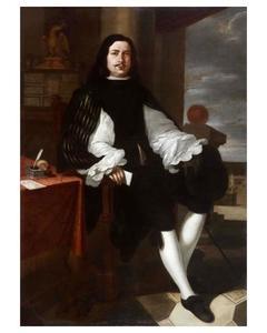 Portret van Juan Bautista Priaroggia