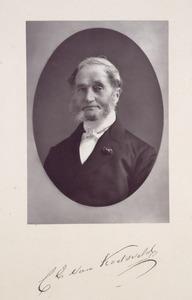 Portret van Cornelis Eliza van Koetsveld (1807-1893)
