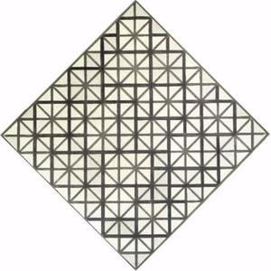 Composition with grid 3: lozenge composition