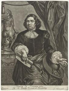 Portret van Henri de Fromantiou (1633/34-na 1693)