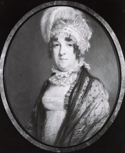 Portret van Quirina Catharina van Friesheim (1764-1822)
