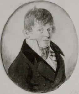 Portret van David Zaaijer (1806-1892)