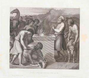 Noachs dankoffer (Genesis 8:20)