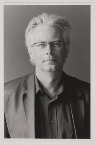 Portret van Wim van Sinderen