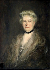 Portret van Maria Elisabeth Lels (1852-1938)
