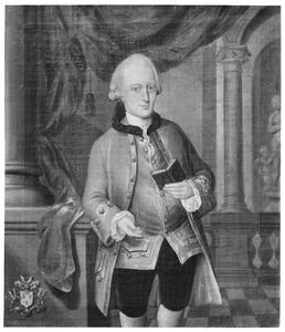 Portret van Juliaan van Groenewegen (1739-1773)