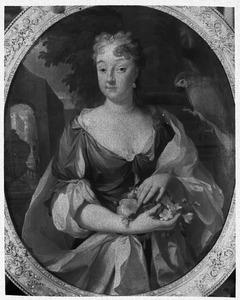 Portret van Maria Jacoba van Foreest (1707-1728)