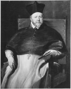 Portret van Jan Malderus (1563-1633), bisschop van Antwerpen