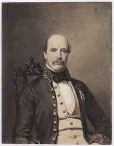 Portret van Theodoor van Capellen (1816-1880)